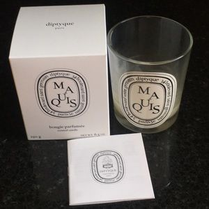Maquis diptyque Candle With Box Paper 190g 6.5oz